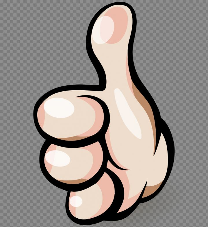 File Thumbs Up Icon Svg Wikipedia Thumbs Up Icon Image Transparent Background