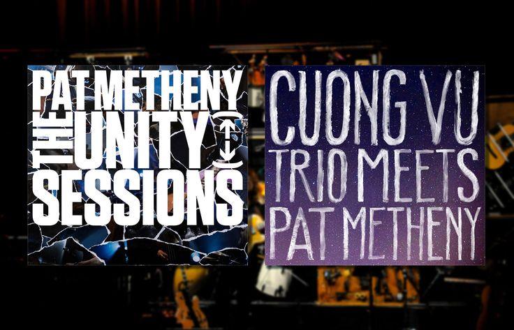 Pat Metheny zapowiada dwa nowe albumy, które ukażą się 6 maja 2016 roku:
