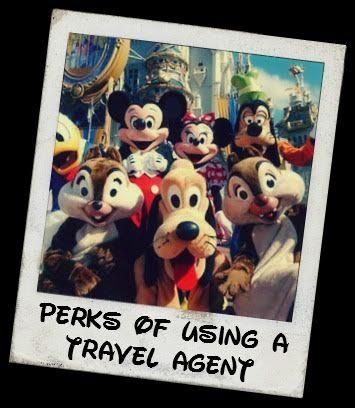 Using an authorized Disney Travel Agent doesn't cost you ANYTHING and the perks are wonderful!  Why WOULDN'T you want someone handling all the details and working to make your trip perfect for you?