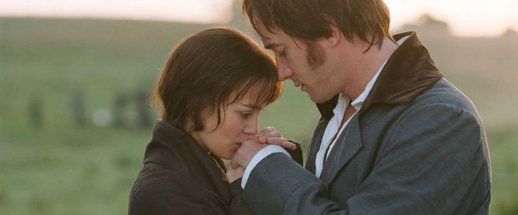 Pride and Prejudice. I would watch the whole movie to see this scene.