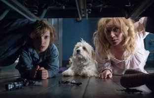 The Babadook - neither of us are big horror buffs so we squirmed and squealed all the way through this psychological look at how grief, sleep deprivation and crazy ass monsters / manifestations can really eff you up!
