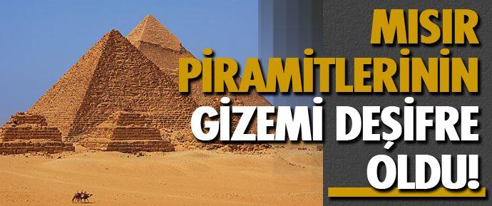 Piramitlerin yapımında sorumluluk alan Mısırlı Merer'in günlükleri gizemi deşifre etti. Detaylar haberdesifre.com'da