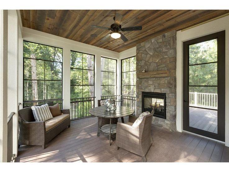 204 best four season porch ideas images on pinterest for Four season porch plans