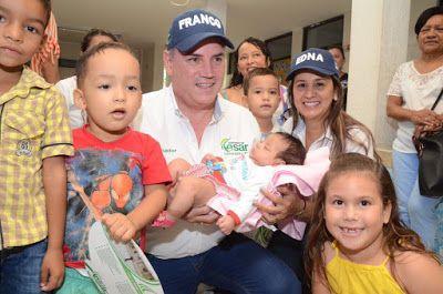 Gobernación del Cesar llevó a tres municipios, su oferta social