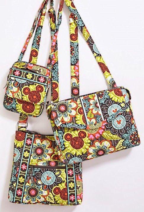 Perfect Petals Disney Vera Bradley ~ Disney World Personal Shopper