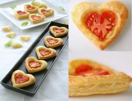 Wonderland Themed Party: Queen of Tomato Tarts