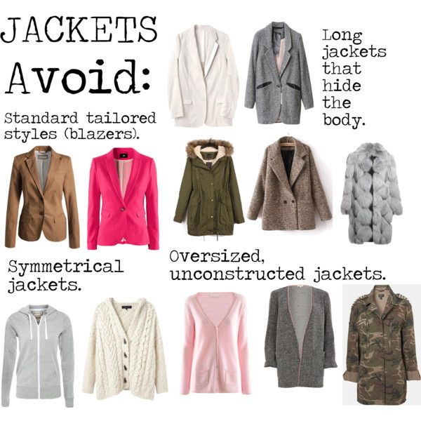 JACKETS TO AVOID