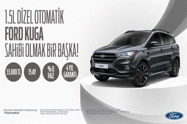 1.5 Dizel Otomatik FORD KUGA Sahibi Olmak Bir Başka! Ford Kuga Ford Yetkili Satıcısı Tanoto'da 📞 0312 591 34 34 ➡️ www.fordtanoto.com #kuga #ford #tanoto #fordyetkilibayi #fordtanoto #tanotoankara #tanotokuga #kampanya