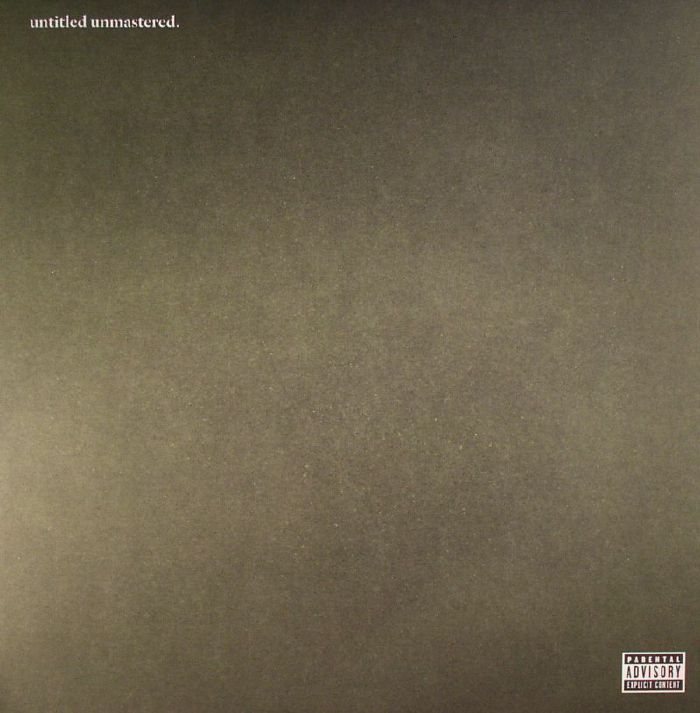Kendrick LAMAR - Untitled Unmastered (Aftermath US)