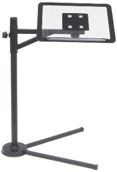 Calico Tech Stand - Black / Clear Glass: Arts, Crafts & Sewing, $63.52 Amazon.com