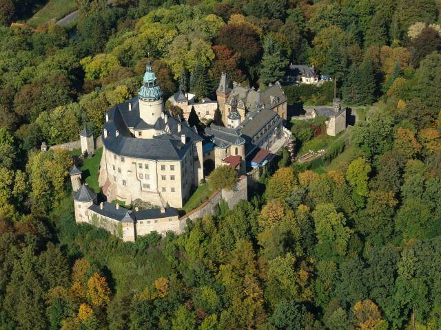 Hrad a zámek Frýdlant
