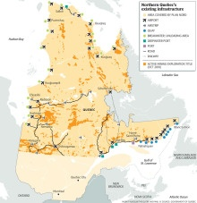 The grand plan for Quebec's North - The Globe and Mail