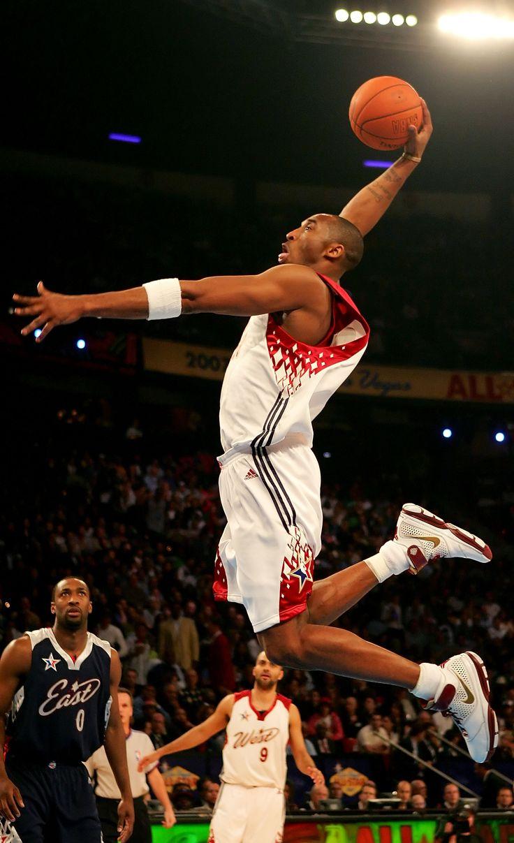Kobe Bryant NBA All-Star Game