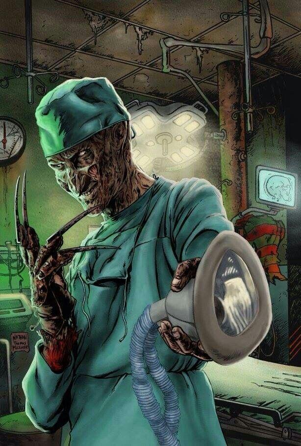 Картинки безумного доктора