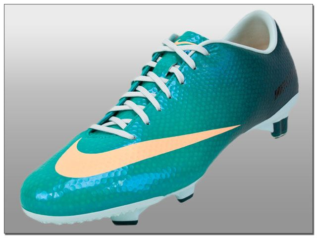 ladies nike soccer cleats | Nike Womens Mercurial Veloce FG Soccer Cleats – Atomic Teal with ...