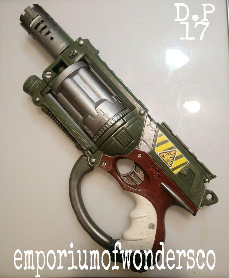 Denver Indoor Shooting: 57 Best Customized Nerf Guns Images On Pinterest