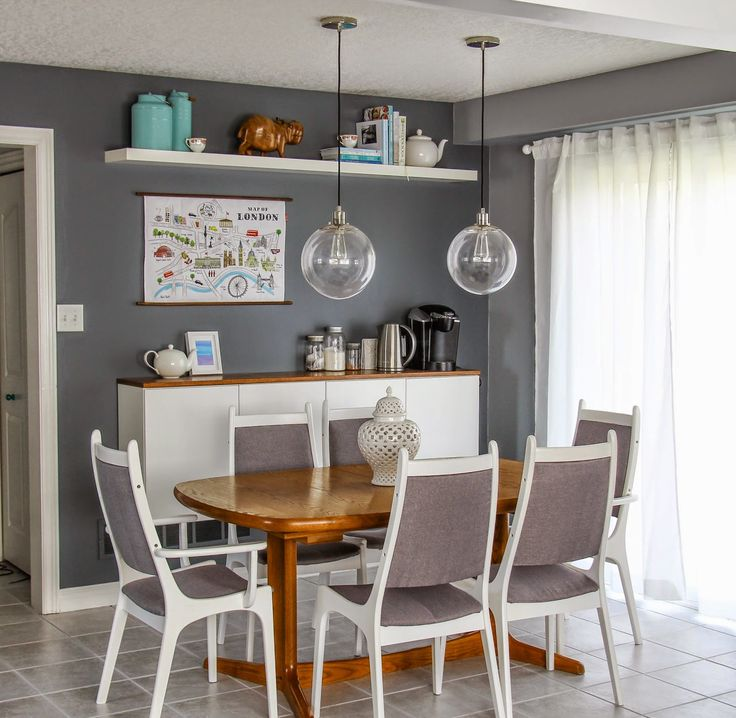 creative space: Dining Chairs - A Makeover