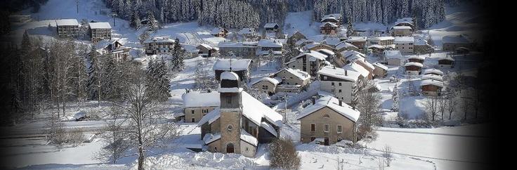 Mijoux - Ain - France - Station ski Jura - Sejour Mijoux - Station ski Monts Jura