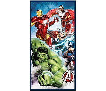 Marvel Avengers Strandlaken Hulk 70x140 cm