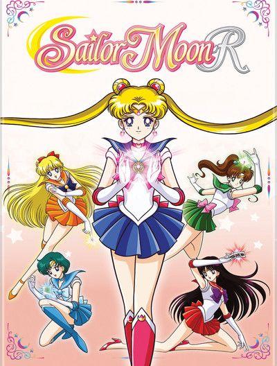 Crunchyroll - Sailor Moon R Set 2 DVD