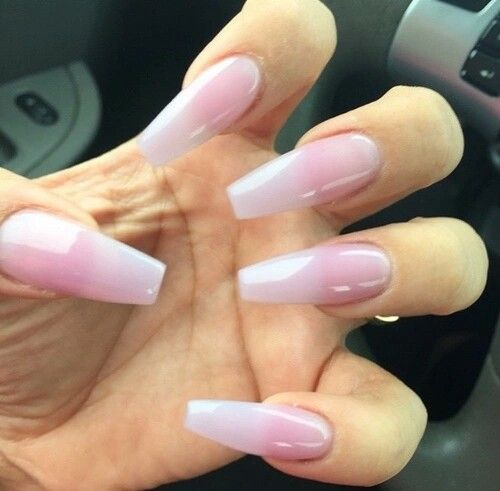 Cute White Tip Nails: 25+ Beautiful Clear Acrylic Nails Ideas On Pinterest
