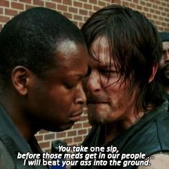 'The Walking Dead': 17 Times We Fell In Love With Daryl Dixon - MTV