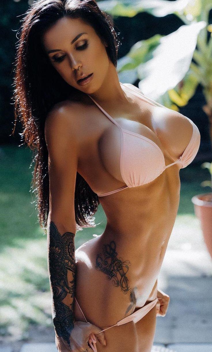 Charming Bikini Girls Daily Pics Sunny Beaches  Stylish -5909