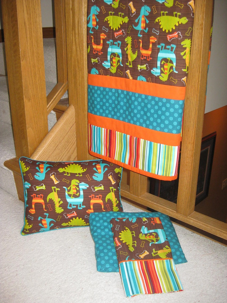 47 Best Dinosaur Quilts Images On Pinterest Baby Quilts