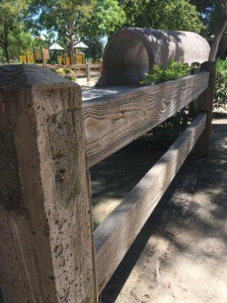 Best 25 Concrete Fence Ideas On Pinterest Fence Design