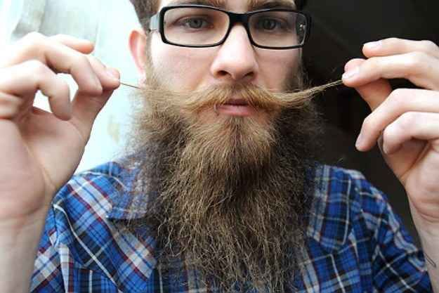 Post-Structuralism Explained With Hipster Beards: Saussure said that every sign is divided into two parts: the signifier (the face-fur itself), and the signified (the idea of a pretentious PBR-drinker who lives in Bushwick)