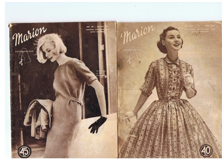zelf kleding maken :-))