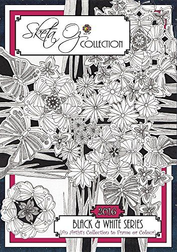 Need a colouring book?  Get yours at Amazon.com.  Tell us what you think...leave a review.  Sketa Oz Collection: 2016 Black & White Series by SKETA…