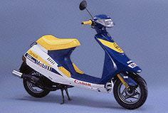 honda scooter dj-1r 6.0ps a-af12 f1 wining edition
