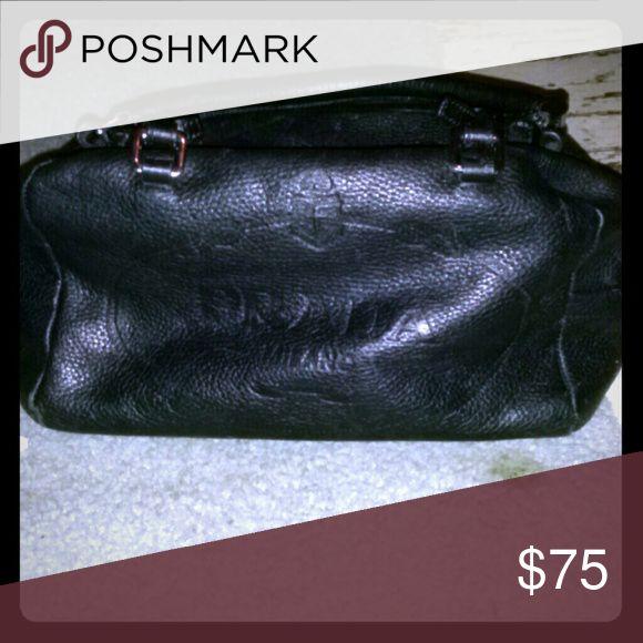 Prada purse Black slightly used Prada purse Prada Bags Shoulder Bags
