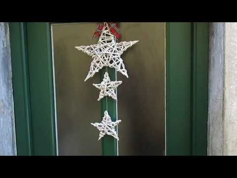 stelle con le cannucce - YouTube