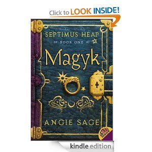 27 best book suggestions for angelia images on pinterest baby septimus heap magyk book 1 by angie sage i have read the fandeluxe Images
