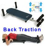 The Spinal Decompression Machine For At Home Use To Help Alleviate Disc And Joint Problems With Back Traction