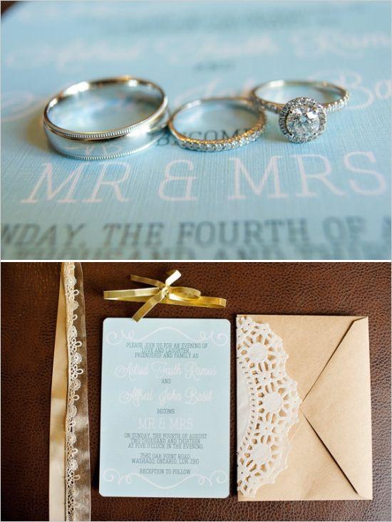 wedding paper divas invitations