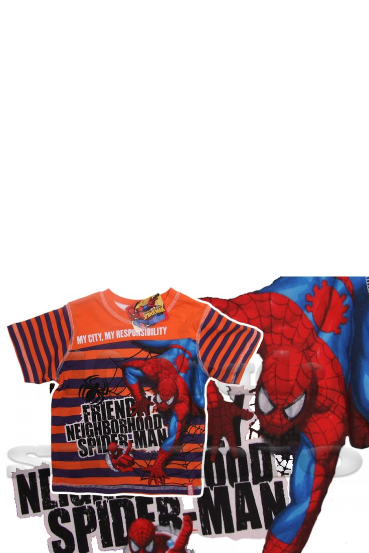 Cool T-shirt model 30221 Spiderman Check more at http://www.brandsforless.gr/shop/kids/t-shirt-model-30221-spiderman/