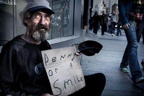#smile #homeless
