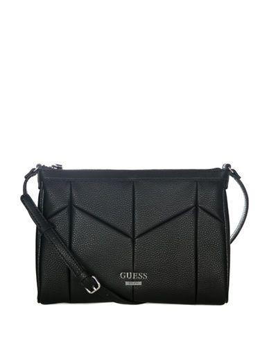 Handbags | Crossbody Bags | Textured Nylon Crossbody Bag | Hudson's Bay