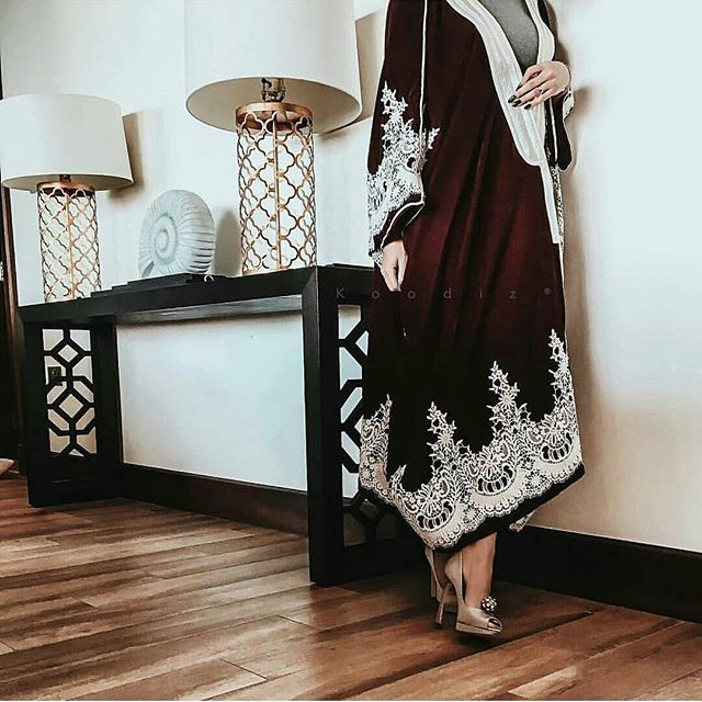 - INSPO | who else is loving this crochet bisht abaya? Get your pre orders in this weekend. 2 week delivery time currently. The above design is not our design but we can have these made upon request via our Bespoke Service. ♥