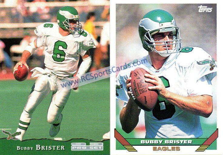 Philadelphia Eagles QB Bubby Brister