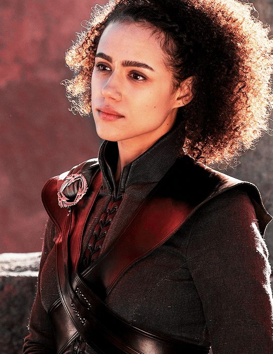 """Missandei in Season 7 """