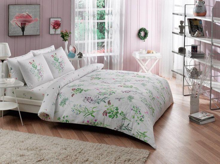 Pościel makosatyna - TAC - Kelly green
