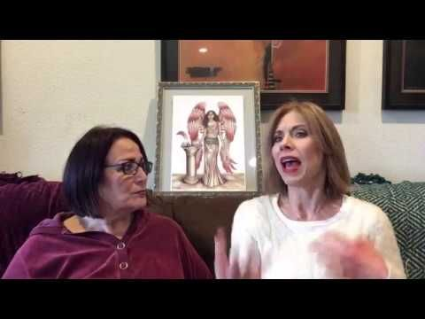 Join us for: Body shaming, meaning of viewers' birthmarks, hair discoloration and more spiritual questions answered…with Past Life Psychic Medium Vera and Angel Artist Christina.