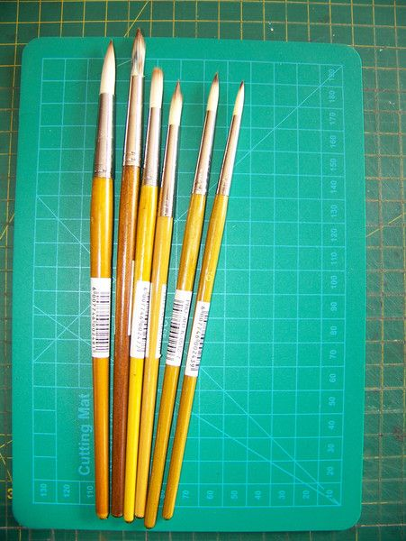 Pro Art K Series Paint Brushes – A Pretty Talent