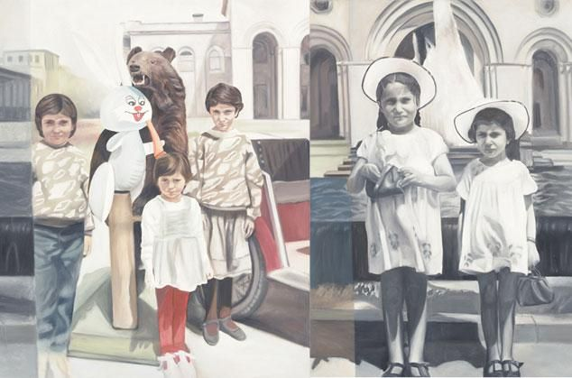 REBIRTH: LEBANON 21st CENTURY CONTEMPORARY ART - expo Beirut Art Center