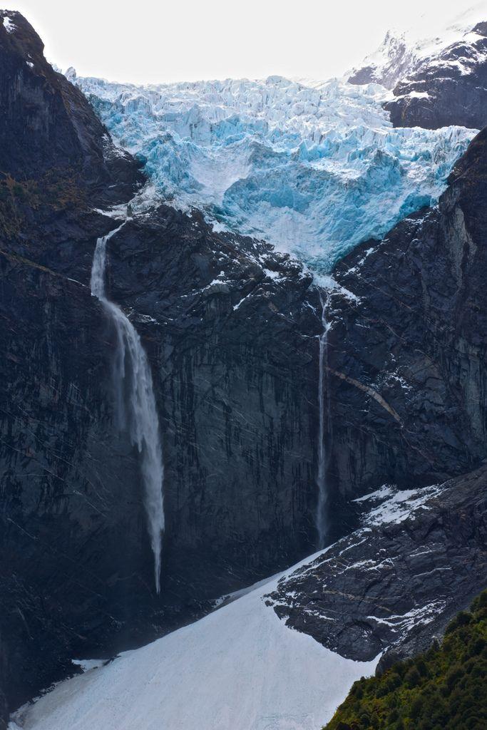Ventisquero Colgante, Parque Nacional Quelat, Aysén, Chile