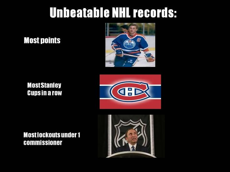 Has anyone else cried yet.....I sure have. Hockey Memes Bettman, lockout